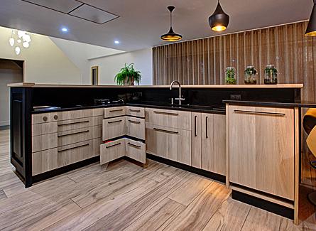 meubles de cuisine sur-mesure